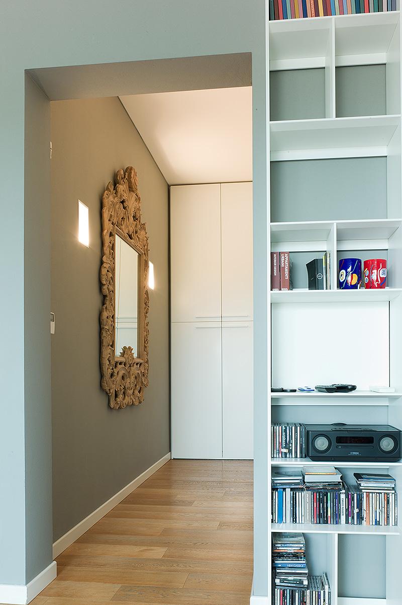 Interventi di Home relooking e Disegno arredi in abitazione a Padova