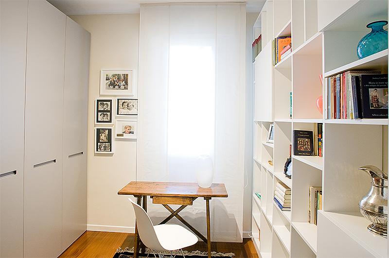 Camera Da Letto Con Tetto In Vetro Immersa Sottacqua Architettura Design : Camera da letto con doccia in vetro a vista interior design